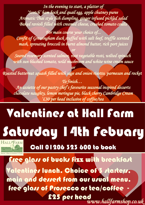 Valentines day 2015 @ Hall Farm | United Kingdom
